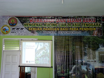 Sumatran Carnivores Conservation Education & Outreach Program
